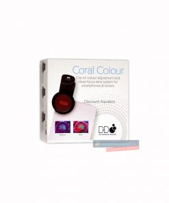 PHOTOGRAPHIC LENS GEN1 DD CORAL COLOUR