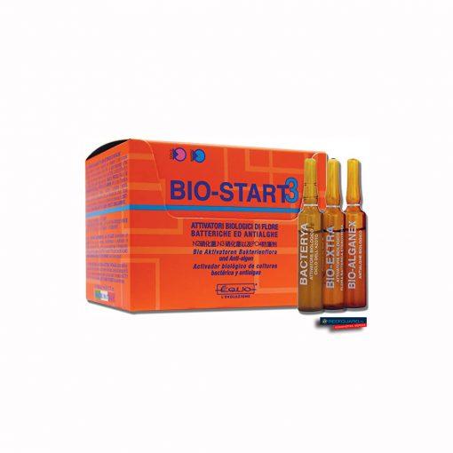 Bio-Start 3 12 ampułek EQUO