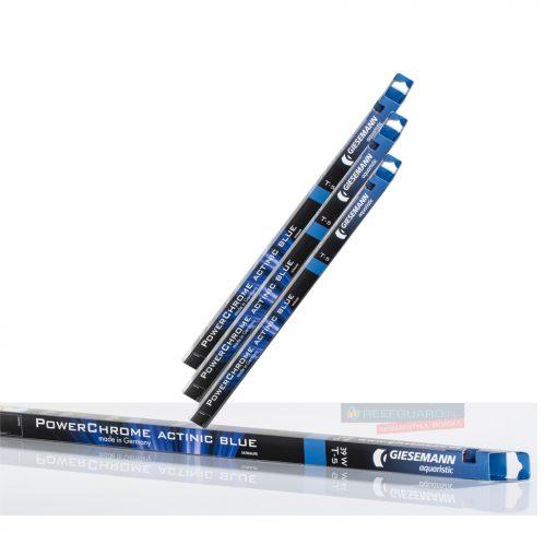 PowerChrome Actinic Blue 80W 22000K 145cm GIESEMANN