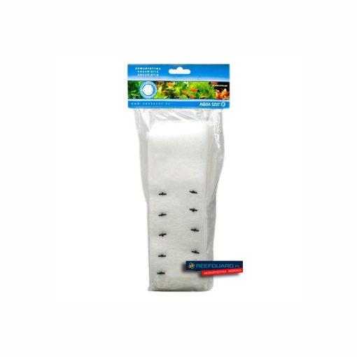 AQUA-SZUT Włóknina filtracyjna w paskach 10szt.