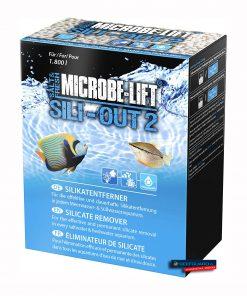 Microbe-Lift Sili-Out 2 1000ml usuwa krzemiany i fosforany