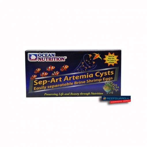 Sep-Art Artemia Cysts 25g Ocean Nutrition