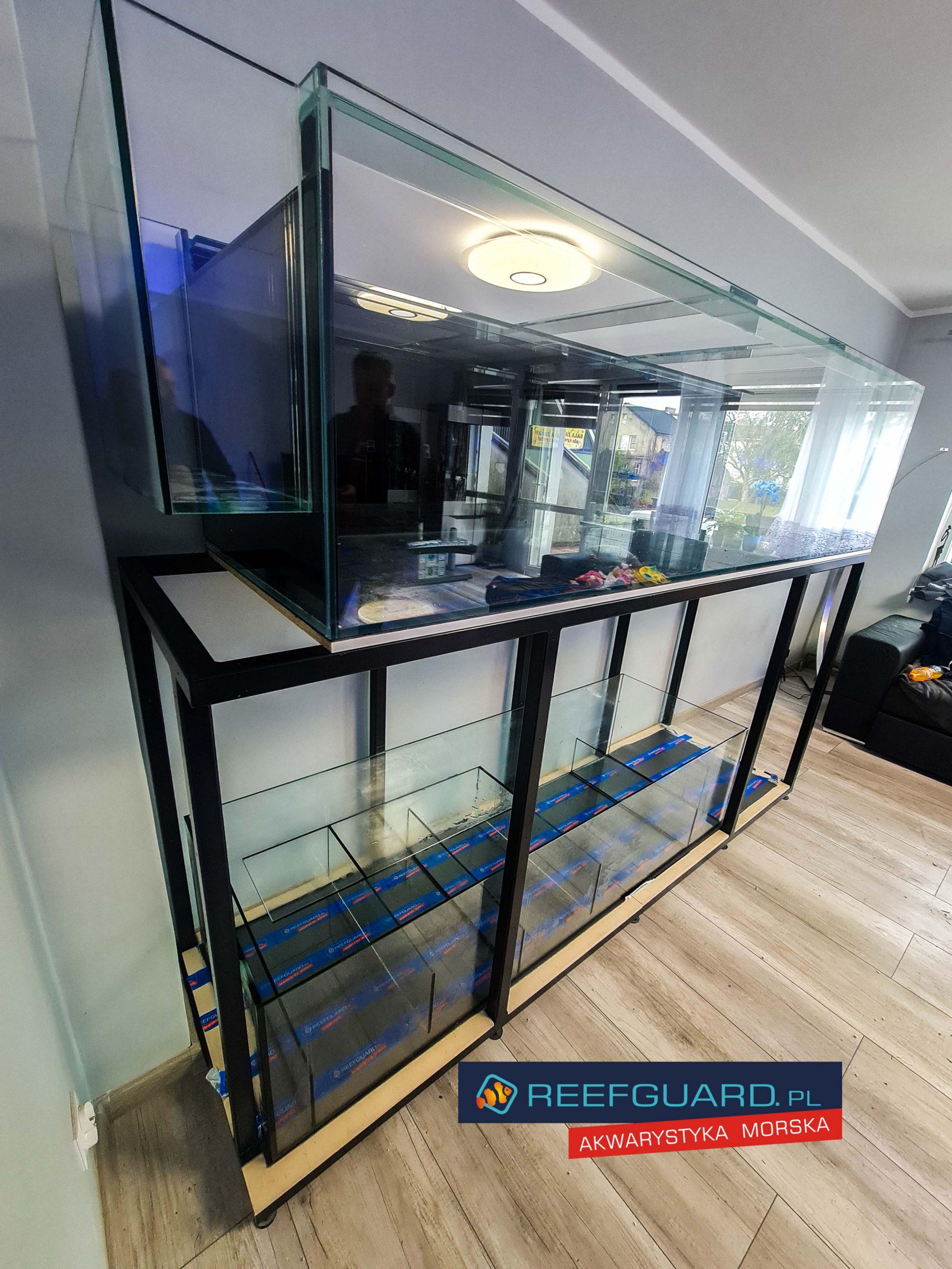 Najlepsze Akwarium Morskie Reefguard Scaled