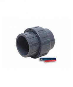 Dwuzłączka PCV 16mm z uszczelką