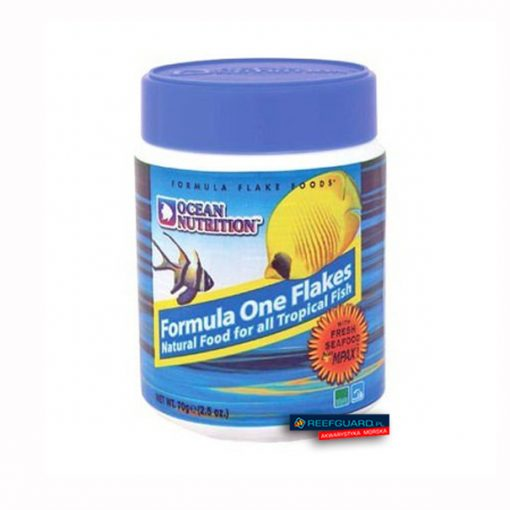 Formula One Flakes 34g Ocean Nutrition