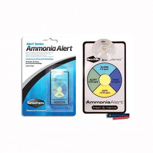 Ammonia Alert NH3 amoniak stały pomiar SEACHEM