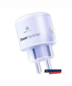 Power switcher Smart Reef Factory możesz włączać dowolne urządzenie w akwarium za pomocą aplikacji na telefonie