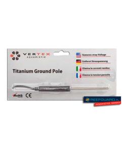 Vertex Titanium Ground Pole uziemienie akwarium